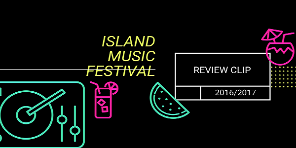 Island Music Festival is coming!